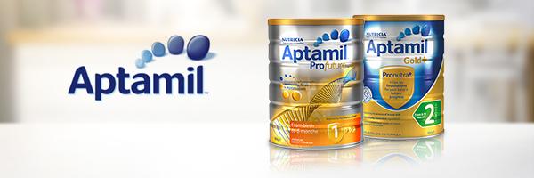 Aptamil - Amcal