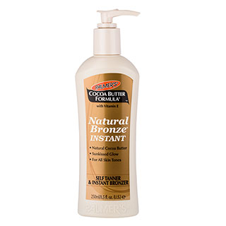 Image for Palmer's Natural Bronze Instant - 250ml from Amcal
