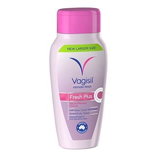 Image for Vagisil Intimate Wash Fresh Plus - 240mL from Amcal