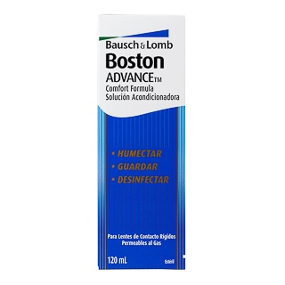 Image for Boston Advance Comfort Formula Conditioning Solution - 120mL from Amcal