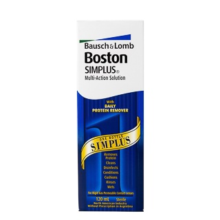 Image for Boston Simplus Multi-Action Solution - 120mL from Amcal