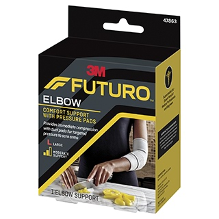 Image for Futuro Padded Elbow Support - Large from Amcal