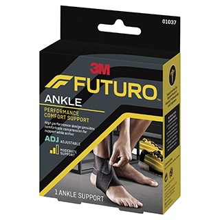 Image for Futuro Precision Fit Ankle Support from Amcal