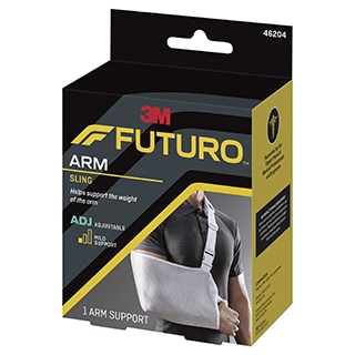 Image for Futuro Pouch Arm Sling Adult Adjustable from Amcal