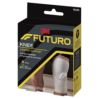 Image for Futuro Comfort Lift Knee Support - Small from Amcal