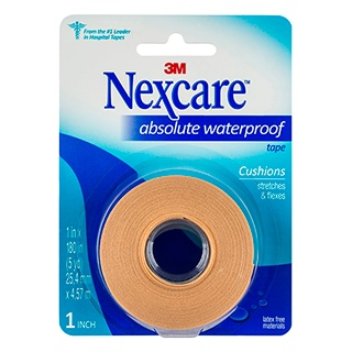 Image for Nexcare Wide Paper Tape - 1 inch from Amcal