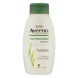 Image for Aveeno Daily Moisturising Body Wash - 354mL from Amcal