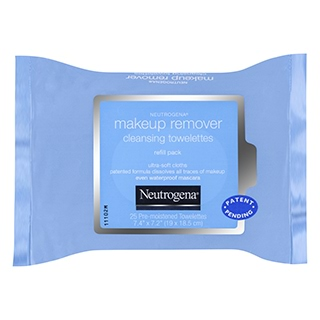 Image for Neutrogena Make up Remover Cleansing Towelette - 25 Pack from Amcal