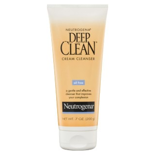 Image for Neutrogena Deep Clean Cream Cleanser Tube - 200g from Amcal