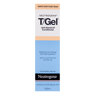 Image for Neutrogena T Gel Anti-dandruff Conditioner - 130mL from Amcal