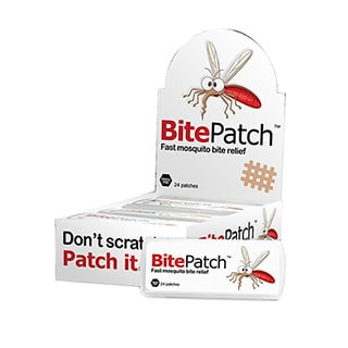 Image for Bitepatch Mosquito Bite Relief Patch - 24pk from Amcal