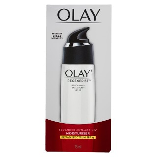 Image for Olay Regenerist Revitalising UV SPF15 Advanced Anti-Ageing Moisturiser - 75mL from Amcal