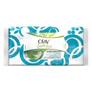 Image for Olay Fresh Effects Everything Off Wipes - 25 Pack from Amcal