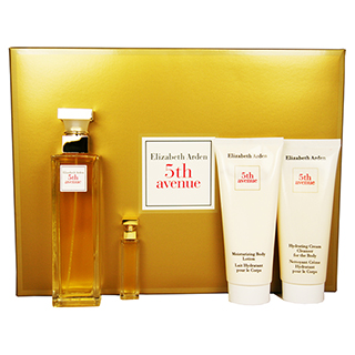 Image for Elizabeth Arden 5th Avenue - 4 Piece Set from Amcal
