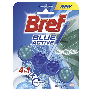 Image for Bref Blue Active Eucalpytus - 50g from Amcal