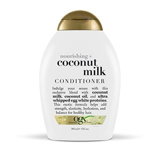 Image for OGX Coconut Milk Conditioner - 385mL from Amcal