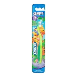 Image for Oral-B Toothbrush Stage 2 - 2-4 Year from Amcal