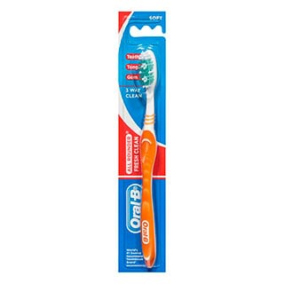 Image for Oral B All Rounder Fresh Clean Toothbrush - Soft from Amcal