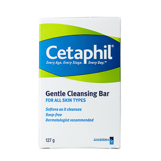 Image for Cetaphil® Gentle Cleansing Bar - 127g from Amcal