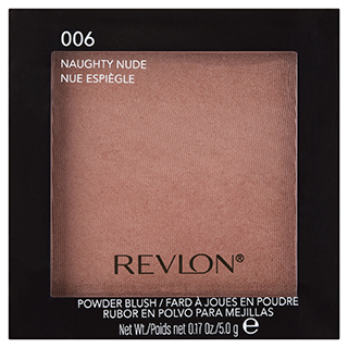 Image for Revlon Powder Blush Naughty Nude from Amcal