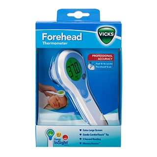 Image for Vicks Forehead Thermometer from Amcal
