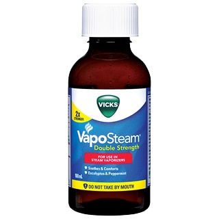 Image for Vicks Vaposteam Double Strength - 100mL from Amcal