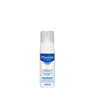 Image for Mustela Foam Shampoo For Newborns - 150mL from Amcal