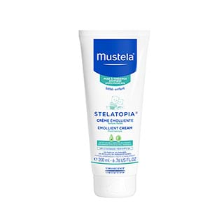 Image for Mustela Stelatopia Emollient Cream - 200mL from Amcal