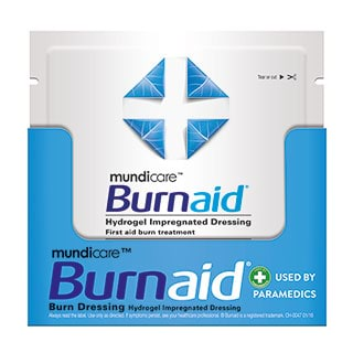 Image for Burnaid Burn Dressing - 10X10cm from Amcal
