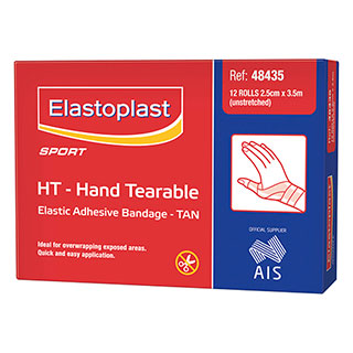 Image for Elastoplast Sport Hand Tearable Elastic Adhesive Bandage 2.5Cm X 3.5M from Amcal