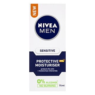 Image for Nivea Men Sensitive Moisturiser - 75mL from Amcal