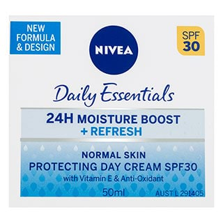 Image for Nivea Daily Essentials Light Moisturising Day Cream SPF30+ - 50mL from Amcal