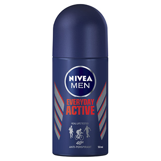 Image for Nivea Men Everyday Active Anti-Perspirant - 50mL from Amcal