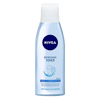 Image for Nivea Daily Essentials Refreshing Toner - 200mL from Amcal