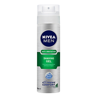 Image for Nivea Men Extreme Comfort Shaving Gel - 200mL from Amcal