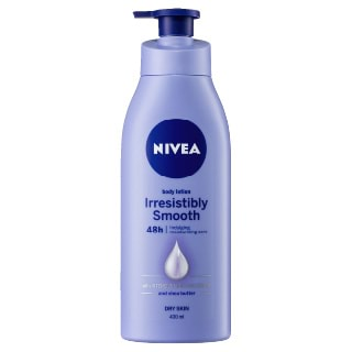 Image for Nivea Irresistibly Smooth Body Lotion - 400mL from Amcal