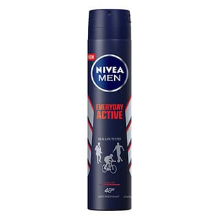 Image for Nivea Men Deodorant Impact - 250mL from Amcal