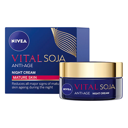 nivea vital soja eye cream