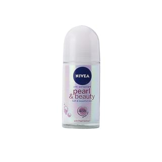 Image for Nivea Deodorant Roll On Pearl & Beauty - 50mL from Amcal