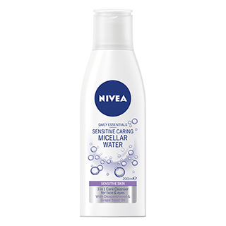 Image for Nivea Daily Essentials Sensitive 3 in 1 Cleansing Water - 200ml from Amcal