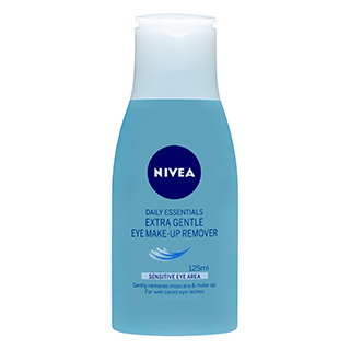Image for Nivea Daily Essentials Extra Gentle Eye Make-up Remover - 125ml from Amcal