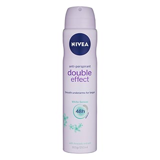 Image for Nivea Deodorant Double Effect - 250mL from Amcal