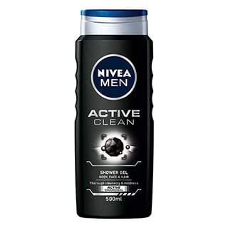 Image for Nivea Men Active Clean - 500mL from Amcal