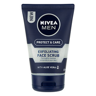 Image for Nivea Men Protect & Care Exfoliating Face Scrub - 125mL from Amcal