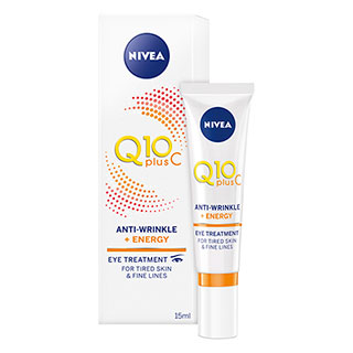 Image for Nivea Q10 Plus C Eye Treatment for Tired Skin & Fine Lines - 15mL from Amcal