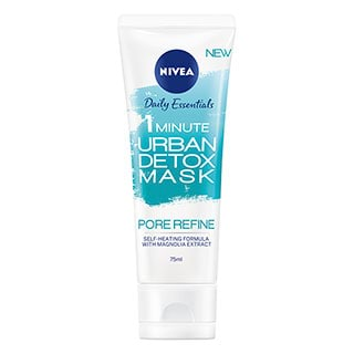 Image for Nivea Daily Essentials 1 Minute Urban Detox Mask Pore Refine - 75mL from Amcal