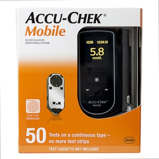 Image for Accu-Chek Mobile Strip Free Meter Kit from Amcal