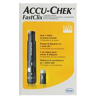 Image of Accu-Chek FastClix Lancing Device