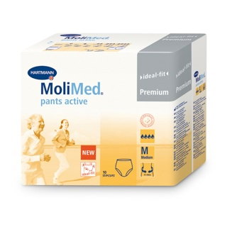 Image for MoliMed Pants Active Medium - 10 Pack from Amcal