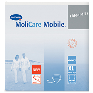 Image for MoliCare Mobile Extra Large - 14 Pack from Amcal